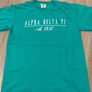 alpha delta pi t shirt!!